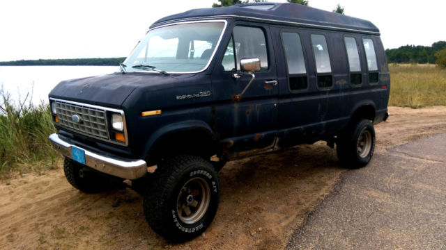 For Sale 1985 Ford E Series Van