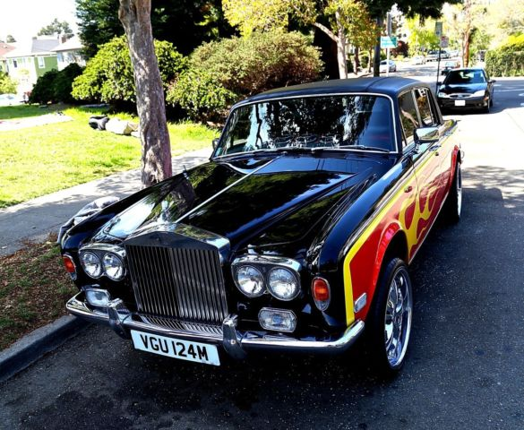 Rolls royce with chevy engine for sale