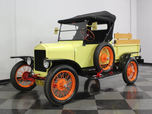 ford model t pickup bed