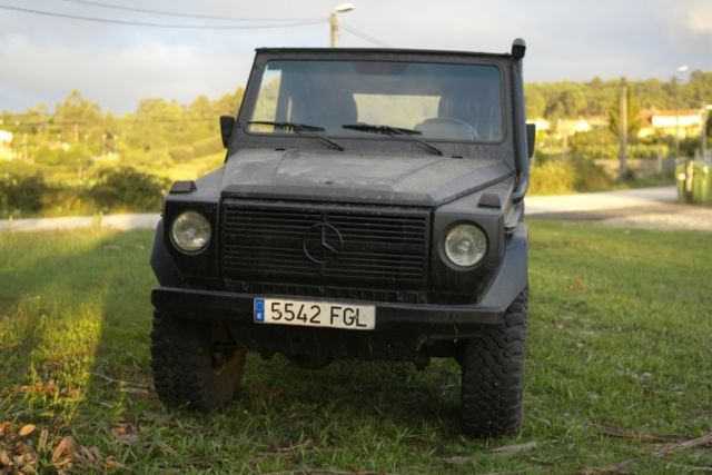 Mercedes Benz G Class Convertible 1980 Black For Sale G