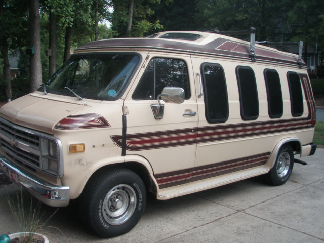 For Sale 1984 GMC Vandura