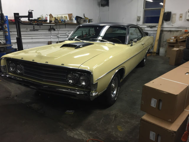 For Sale 1969 Ford Fairlane 500