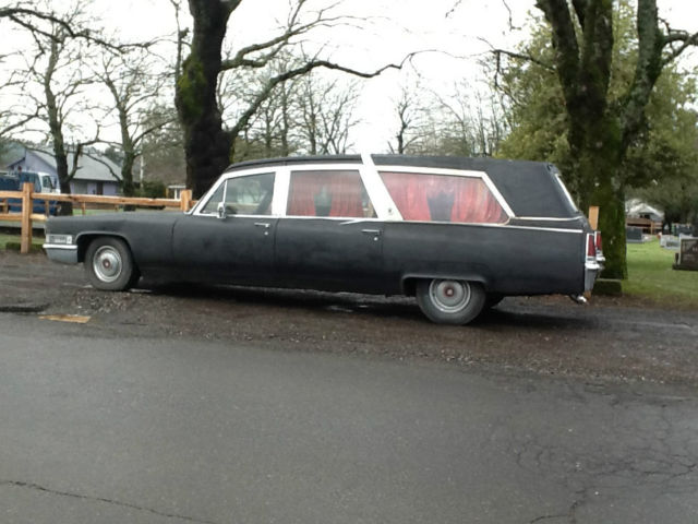 Cadillac Other 1969 For Sale  Hearse 1969 Cadillac