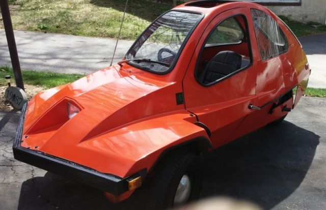 other makes freeway coupe 1980 red for sale 1920g80 hm vehicles freeway eco micro car. Black Bedroom Furniture Sets. Home Design Ideas