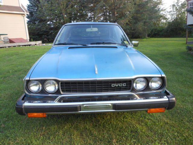 Honda accord hatchback 1977 blue for sale sj d2024355 for Honda accord old model