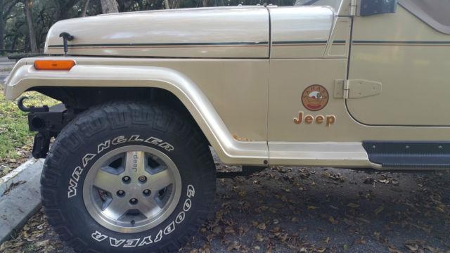 Jeep Wrangler Suv 1994 Champagne Tan For Sale