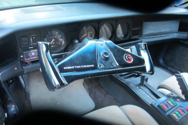 Vin Number Scanner >> Pontiac Firebird Coupe 1982 Black For Sale. 1G2AW87H2CL568772 Knight Rider KITT Replica 1982 ...