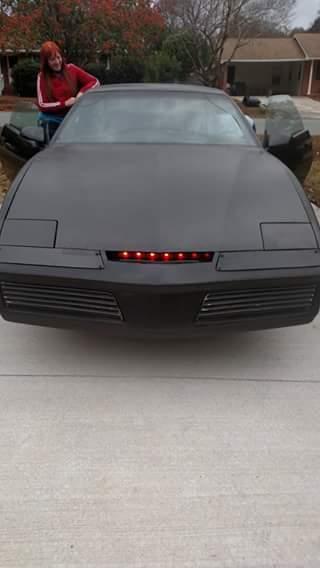 Bumper Cars For Sale >> Pontiac Firebird Coupe 1982 Black For Sale. 1G2AX8710CL518758 Knight Rider Replica - Kitt - 1982 ...