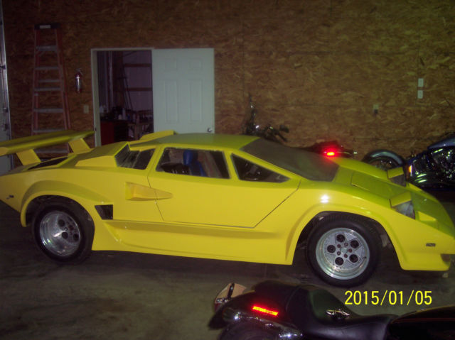 Pontiac Fiero Coupe 1984 Yellow For Sale 1g2am37r6ep204769