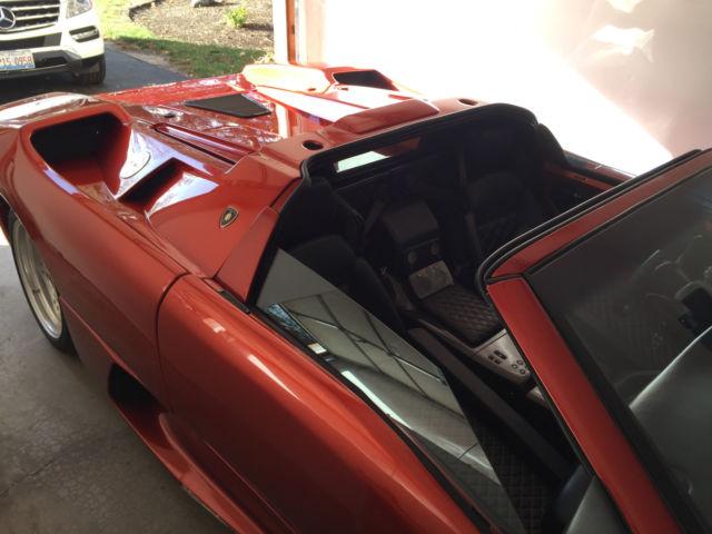 Replica Kit Makes 1900 For Sale 1111111111111111 Lamborghini Diablo
