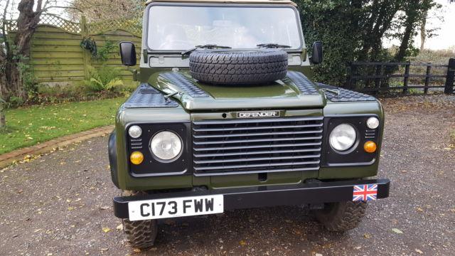 Land Rover Defender 1986 For Sale 00000000000000000 Land