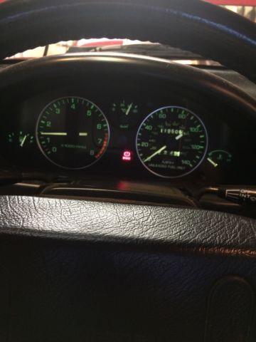 Mazda MX-5 Miata Convertible 1991 Red For Sale