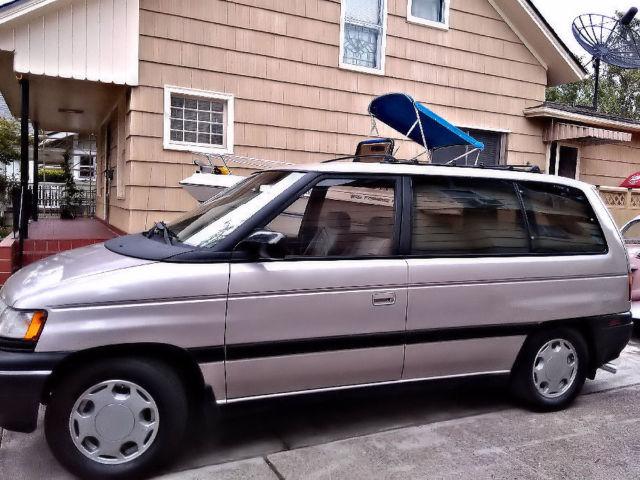 Mazda MPV Minivan 1991 Silver For Sale. JM3LV5225M0331437 Mazda MPV on 1991 kia sedona minivan, 1991 chevrolet lumina minivan, 1991 toyota previa minivan,
