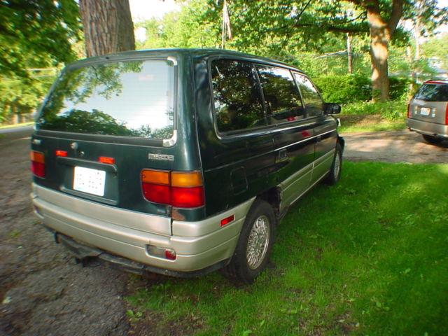 Mazda MPV SUV 1991 DARK GREEN For Sale. JM3LV5220M0323486 Mazda MPV on 1991 kia sedona minivan, 1991 chevrolet lumina minivan, 1991 toyota previa minivan,