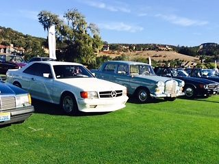 Mercedes-Benz 500-Series Coupe 19830000 White For Sale
