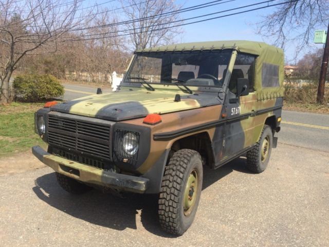 Mercedes benz g class suv 1988 camo for sale for Mercedes benz g class suv for sale