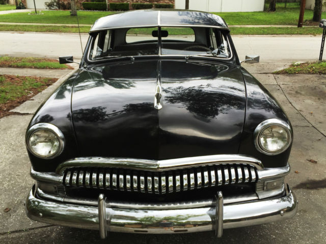 Ford other sedan 1950 black for sale xfgiven vin for 1950 ford custom 4 door