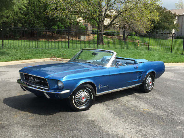 ford mustang convertible 1967 blue for sale 7f03c161779 nice 1967 ford mustang convertible c. Black Bedroom Furniture Sets. Home Design Ideas