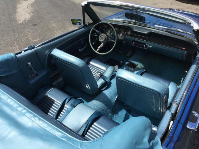 ford mustang convertible manual transmission