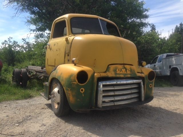 gmc other 1947 for sale no reserve 1947 1948 1949 1950 gmc coe cabover truck cab hot rod hauler. Black Bedroom Furniture Sets. Home Design Ideas