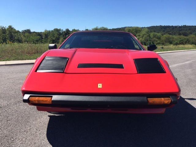 Other Makes Hatchback 1986 Red For Sale 1g2pf37r6gp253610