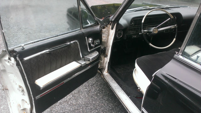 Used Car Value By Vin >> Cadillac DeVille Sedan 1964 Black For Sale. 62F05839 NO RESERVE - Kustom 1964 Caddy Deville, New ...