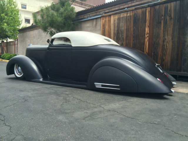 Plymouth Kustom 1936 Black For Sale. 2943582 not Ford or ...