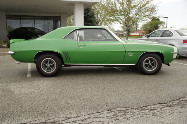Car Dealerships Peoria Il >> Chevrolet Camaro Coupe 1969 Black For Sale. 124379n617653 ...