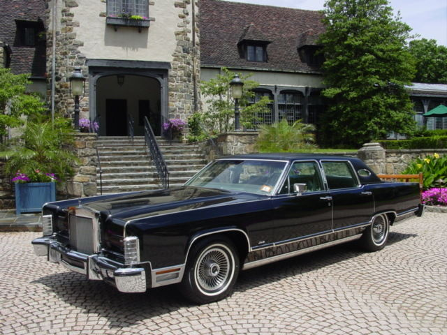 Used Lincoln Town Cars For Sale By Owner