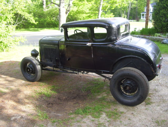 Ford Model A Coupe 1930 Black For Sale Original 1930 Ford