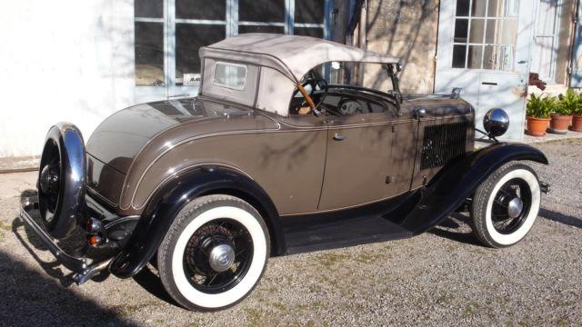 Ford Other 1932 For Sale  Original 1932 Ford V8 Roadster