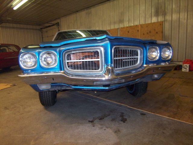 Pontiac Le Mans 1971 For Sale  PRO STREET PROJECT CAR CARS 1971 71