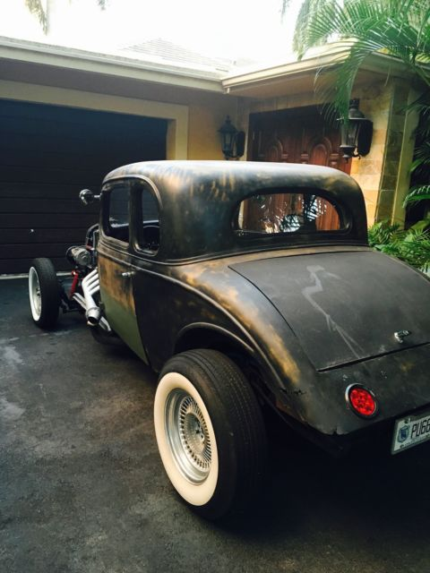 Chevrolet Other Convertible 1934 Rat rod patina For Sale