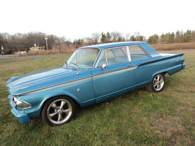 Ford Fairlane Coupe 1962 Blue For Sale 2A41L131366 RARE FAIRLANE 500 COUPEOVER K RECENT WORK289 W MILD CAM995 OFFER