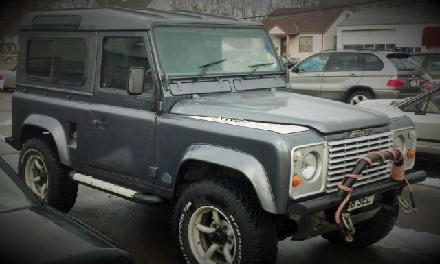 Land Rover Defender SUV 1985 Gray For Sale