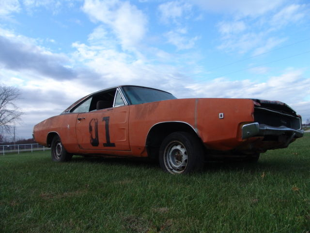 For Sale 1968 Dodge Charger Free Shipping Great Investment Toy