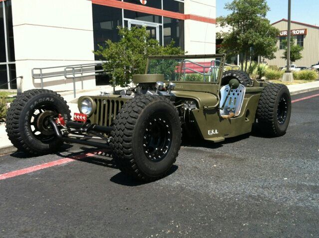 willys cj2a convertible 1948 olive drab for sale rat rod. Black Bedroom Furniture Sets. Home Design Ideas
