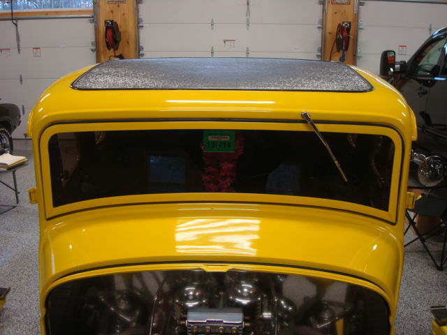 Ford Other Coupe 1932 Piss Yellow For Sale. 1234 Real Deal Steel 32 Ford 5 Window Coupe Street