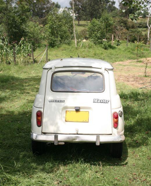 Renault Other 1980 For Sale. 3192316532 Renault 4 4l Gtl