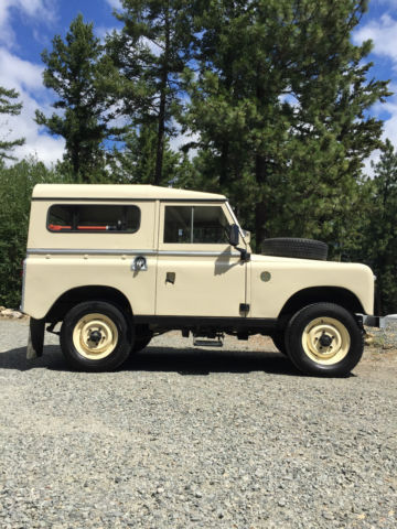 land rover other 1965 for sale. 24420582b restored 1965 land rover