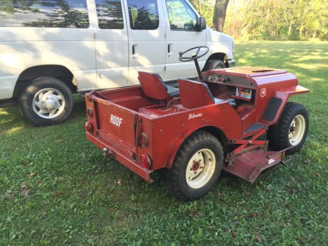 Jeep Roof Palomino 1968 Red For Sale Roof Palomino Mini