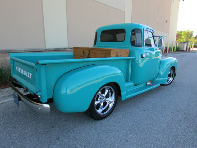 chevrolet other pickups pickup 1950 mystic teal for sale simply stunning 1950 chevy 3100 5. Black Bedroom Furniture Sets. Home Design Ideas