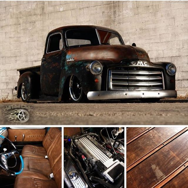 Slammed Hot Rat Street Rod Patina Shop Truck Air Ride Bagged Cold Ac also  besides Cct Z B Chevy Truck Brear View Doors And Hood Open moreover Chevy Pickup Truck Hot Rod Rat Rod Hotrod Ratrod further D Aaf Eade E Cars And Trucks Pickup Trucks. on 1952 chevy 3100