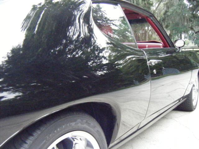 Pontiac GTO Coupe 1969 Black For Sale  Stunning 1969 GTO RA