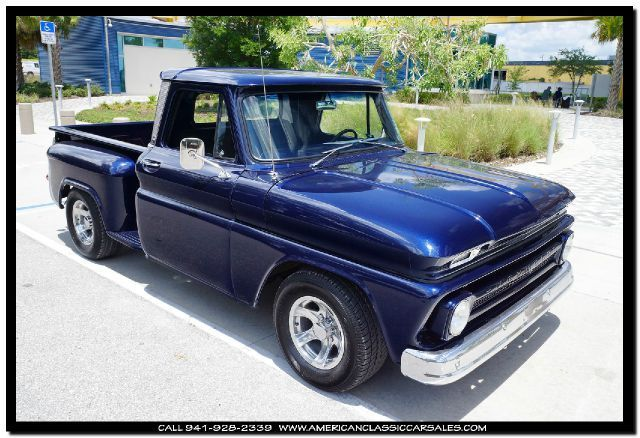 Stunning 64 Chevy Short Bed Step Side Amazing Show Quality Paint Clean