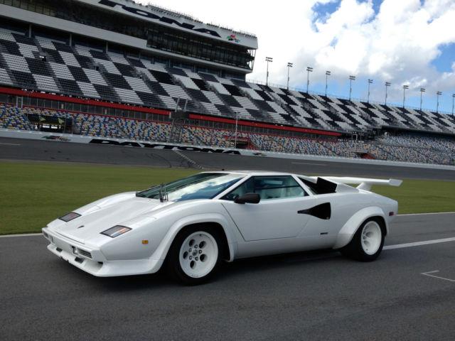 Lamborghini Countach Coupe 1980 White For Sale 3275794ph77890 The