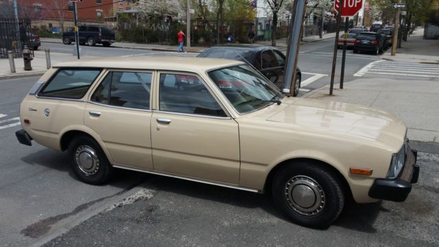 toyota other wagon 1978 tan for sale rt119070060 toyota. Black Bedroom Furniture Sets. Home Design Ideas