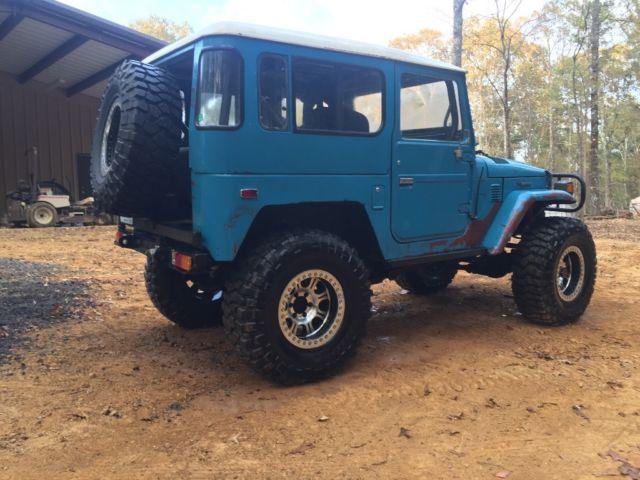 toyota land cruiser 1980 blue for sale fj40265198 toyota fj40 landcruiser 1980 80 78 77 79 land. Black Bedroom Furniture Sets. Home Design Ideas