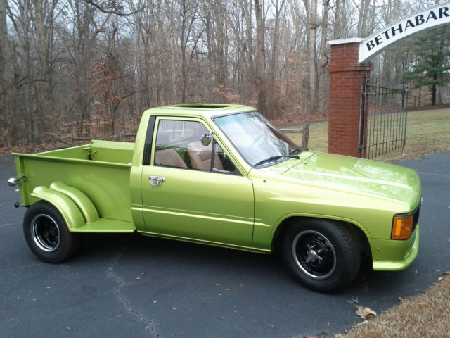 toyota other 2 door 1984 green for sale jt5rn55d0e5023270. Black Bedroom Furniture Sets. Home Design Ideas