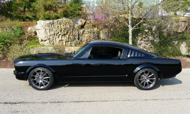 Ford Mustang Fastback 1965 Black For Sale Ultimate Pro